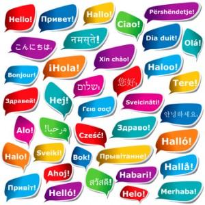 "38 ways to say ""Hello"""
